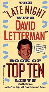 Best david letterman top ten lists Reviews