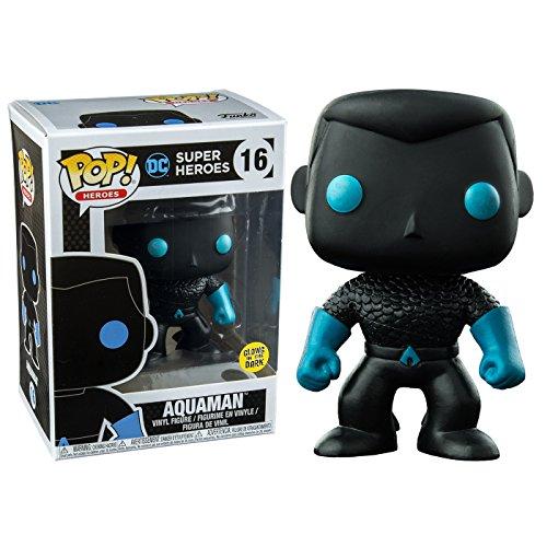 DC Funko POP! Liga de la Justicia: Aquaman