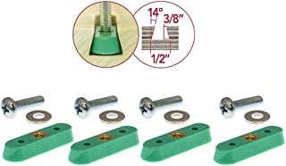MATCHFIT Dovetail Track Nut Hardware (4 Pack)