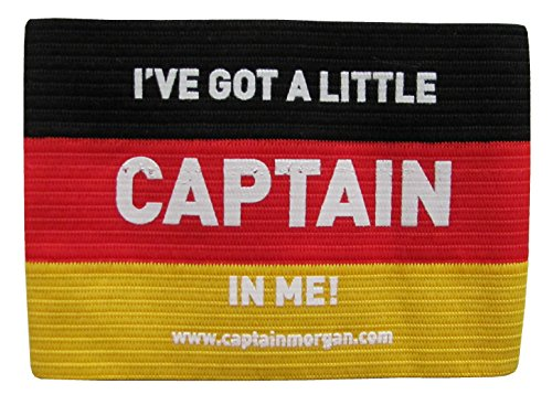 Captain Morgan - Armbinde - I´ve got a Little Captain in me