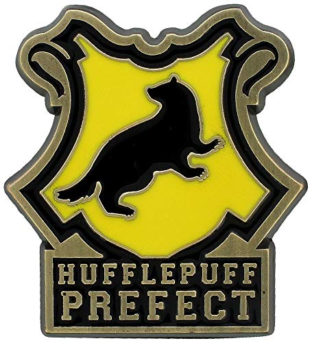 Lobcede Harry Potter - Pin Badge Enamel - Hufflepuff Perfect