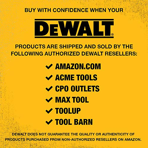 DEWALT (DCB206-2) 20V MAX Battery, Premium 6.0Ah Double Pack Hawaii