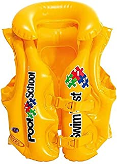 INTEX Swim Vest, Yellow