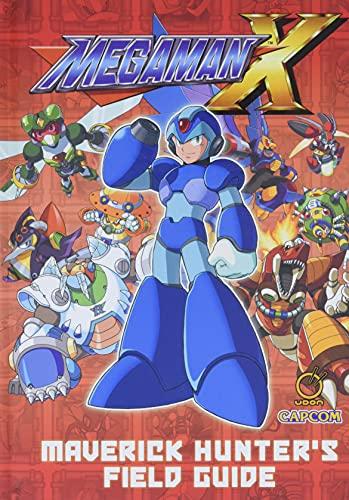 Mega Man X: Maverick Hunter's Field Gu