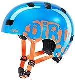 Uvex Kid 3 Dirtbike Blue-orange Kinder Fahrradhelm (55-58) …