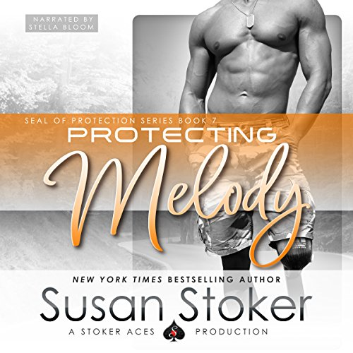 Protecting Melody audiobook cover art