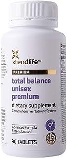Xtend-Life Total Balance Unisex PREMIUM Multivitamin Supplement - Complete Nutrient System That Goes Beyond...