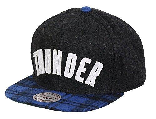 Oklahoma City Thunder–Mitchell & Ness–Gorra