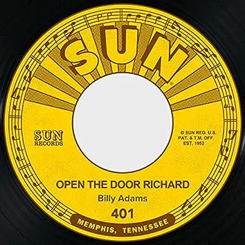 Open the Door Richard / Rock Me Baby
