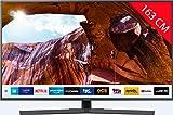 Samsung 4K UHD 2019 65RU7405, serie RU7400 - Smart TV de 65' con Resolución 4K UHD, Ultra Dimming, HDR (HDR10+), Procesador 4K, One Remote Control, Apple TV y compatible con Alexa