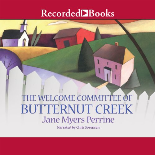 The Welcome Committee of Butternut Creek audiobook cover art