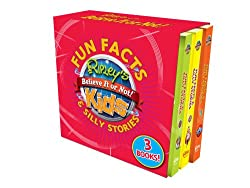 Image: Ripley's Fun Facts and Silly Stories BOXED SET 3 BOOKS