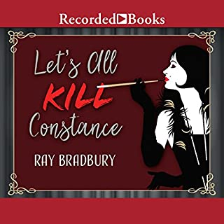 Let's All Kill Constance audiobook cover art