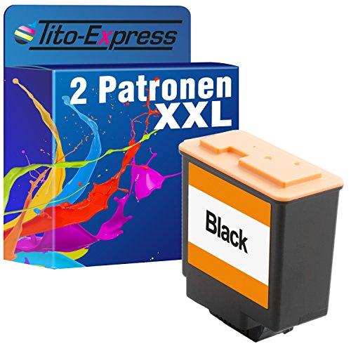 Tito-Express PlatinumSerie 2X Druckerpatrone XXL für Olivetti Fax Lab 220 270 275 300 300 SMS 310 310 SMS 350 360 SMS FJ-31