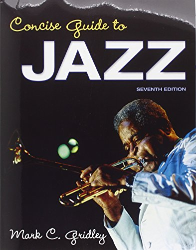 Concise Guide to Jazz Plus NEW MyLab Search with eText -- Access Card Package (7th Edition)