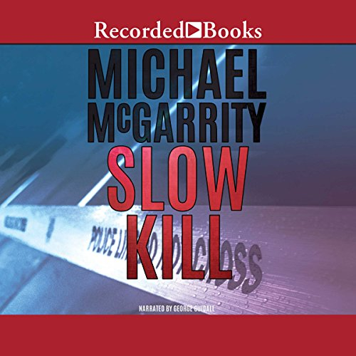 Slow Kill audiobook cover art