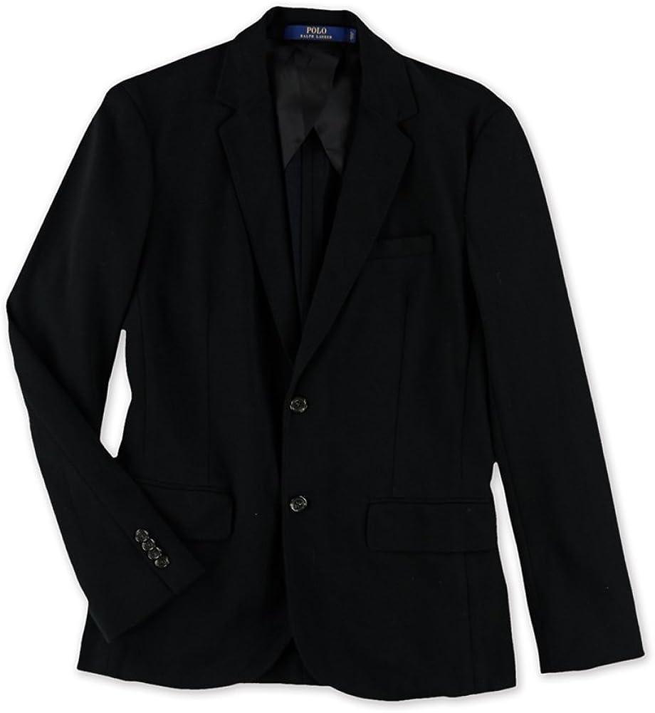 Ralph Lauren Polo Men's Knit Blazer (S)
