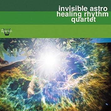 Invisible Astro Healing Rhythm Quartet