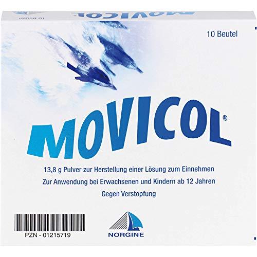 MOVICOL Beutel gegen Verstopfung, 10 St. Beutel