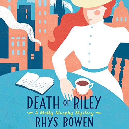 Death of Riley audiobook cover art