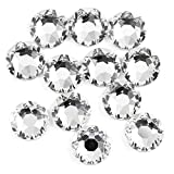 Swarovski - Create Your Style Flatback 6mm Crystal 3 packages of 12 Piece (36 Total Crystals)