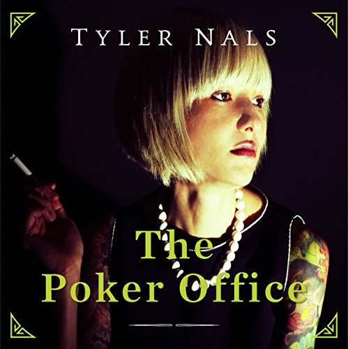 The Poker Office audiobook cover art