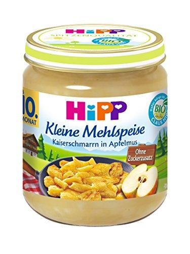 HiPP Kaiserschmarrn in Apfelmus, 6er Pack (6 x 200 g)