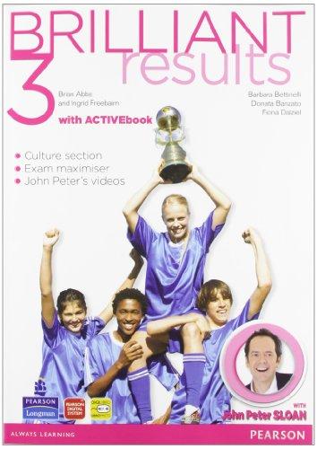 Brilliant results! Student's book-Workbook. Per la Scuola media. Con espansione online (Vol. 3)