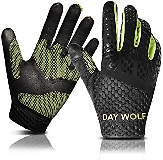 New Full Finger Workout Gloves