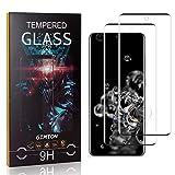 GIMTON Displayschutzfolie für Galaxy S20 Ultra, 99% Transparenz Blasenfrei Schutzfilm aus...