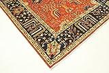 Nain Trading Arijana Klassik 233x173 Orientteppich Teppich Dunkelgrau/Braun Handgeknüpft Pakistan - 7