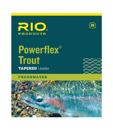 Rio Brands Powerflex Knotless 5X Leaders Line