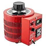 Mophorn Trasformatore Variabile 1000VA 220V AC 0-300 V AC Trasformatore di Tensione 50Hz Controllo Velocità Motore