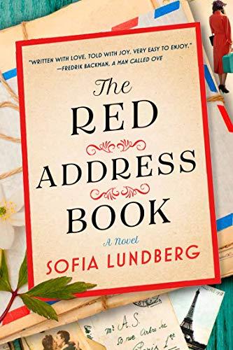 Image of The Red Address Book