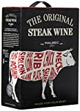 The Original Steak Wine Malbec Trocken (1 x 3 l)
