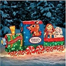 Best animated train outdoor christmas lights Reviews