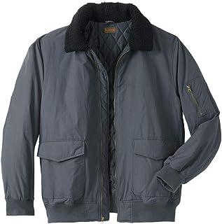 89db3466a3c Amazon.com  Big   Tall - Cotton   Lightweight Jackets  Clothing ...