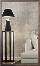 Espelho Moldura Decorativa Grande Madeira Rustica Quarto