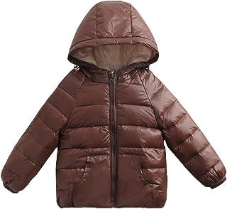 8c3331a79 Amazon.es: Marrón - Ropa de abrigo / Niño: Ropa