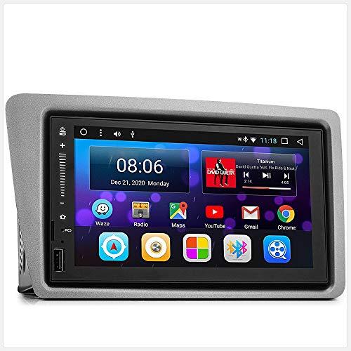TUNEZ® Lecteur MP4 MP3 Android double DIN 7\