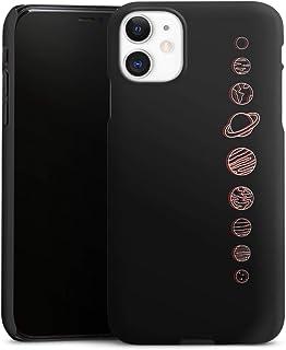 Premium Case compatibel met Apple iPhone 11 Telefoonhoesje Smartphonehoesje Planeet Universum Astrologie