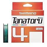 シマノ(SHIMANO) PEライン タナトル4 200m 1.0号 20.0lb PL-F64R 釣り糸 ライン 1号