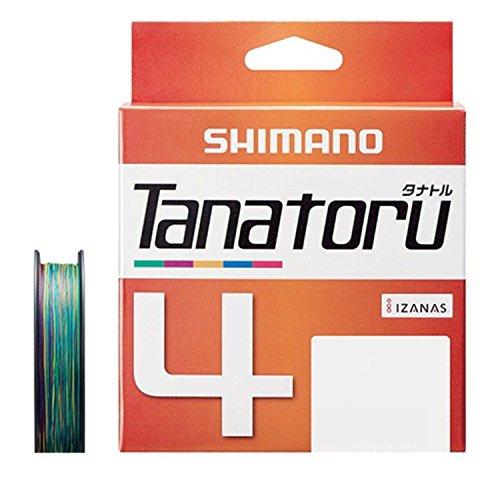 シマノ(SHIMANO) PEライン タナトル4 300m 1.0号 20.1lb PL-F74R 釣り糸 ライン 1号