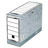 Bankers Box 11805 - Caja de archivo definitivo automático,