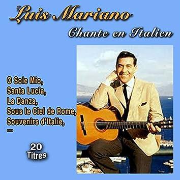 Luis Mariano chante en Italien (20 Titres)