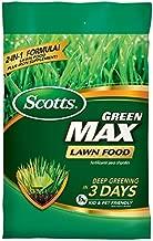 Scotts 44611A Food-10 M   Green Max Lawn Food, 10M