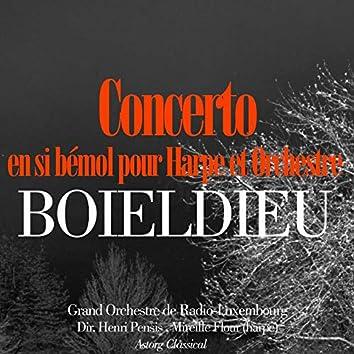 Boieldieu: Concerto en si bémol pour Harpe et Orchestre