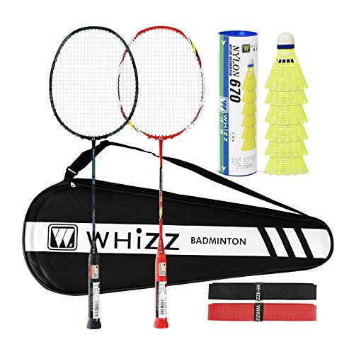 WHIZZ Heavy Duty Graphite Badminton Racket