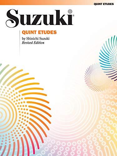 Suzuki: Quint Etudes (Suzuki Violin School)