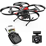 DROCON Drone for Beginners with 720P 120°FOV Camera,Transformable...